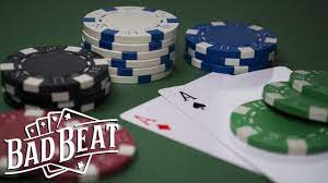 The Two Reasons Behind Constant Bad Beats in Poker